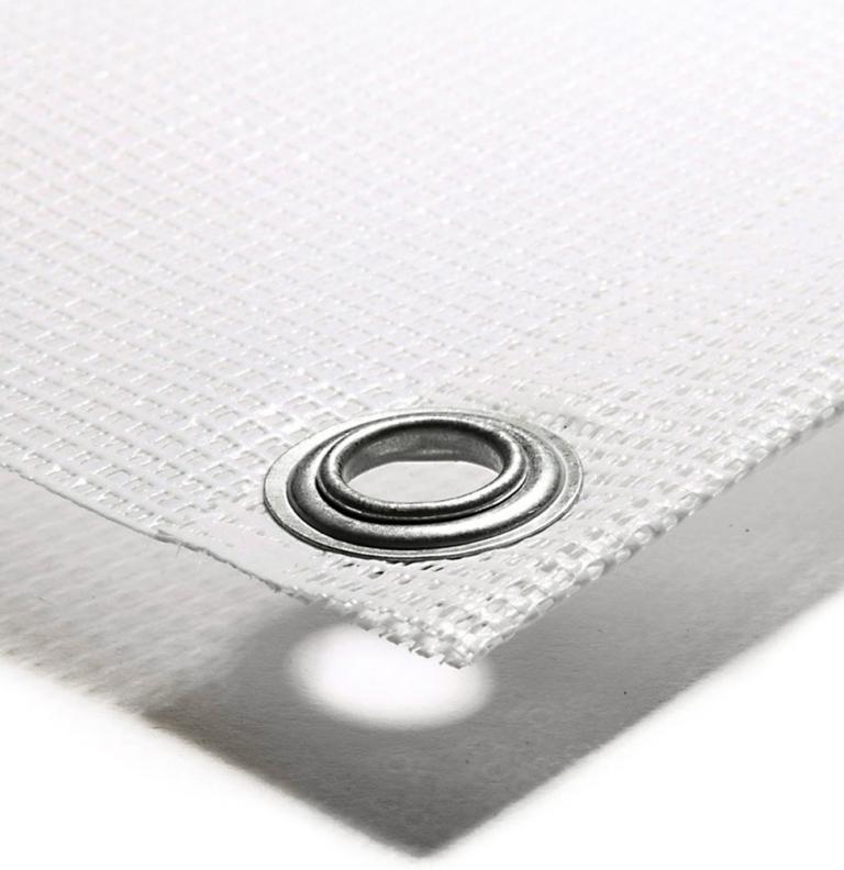 banderole PVC micro-perforée