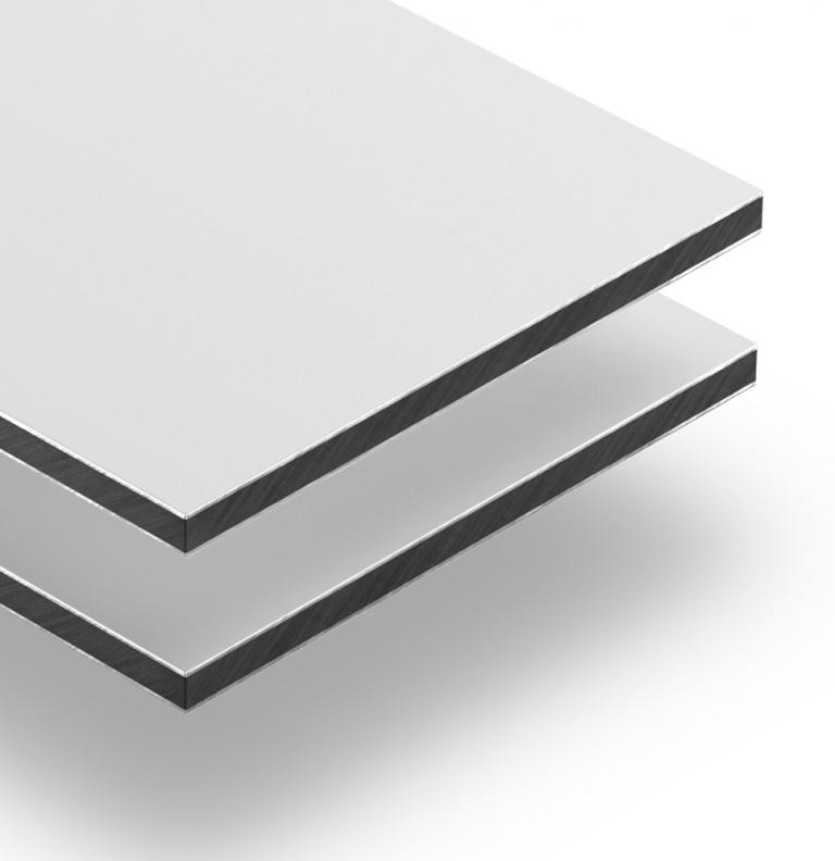 panneau aluminium dibond
